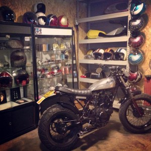 customburner accessories showroom