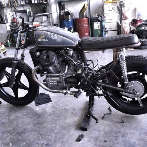 motorcycles, custom bikes, tw200, singapore, biker life, customburner