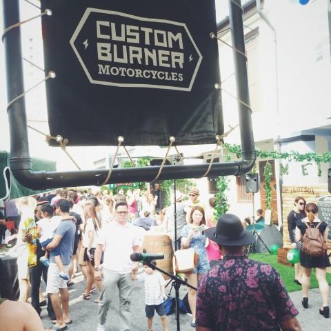 custom burner @ keong saik carnival 2016